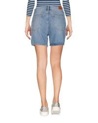 Shorts jeans di MiH Jeans in Blue