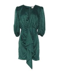 ViCOLO Green Short Dress