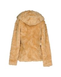Met Natural Faux Fur