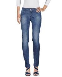 Pantalon en jean Roy Rogers en coloris Blue
