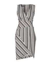 Annarita N. White Short Dress