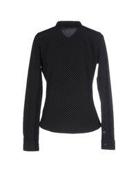 Sun 68 Black Polo Shirt