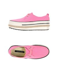 Patrizia Pepe Green Low-tops & Sneakers