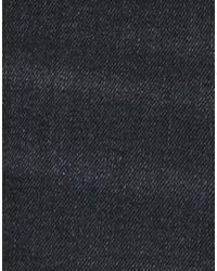 Pantaloni jeans di Officina 36 in Black da Uomo
