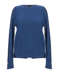 Pullover Joseph en coloris Blue