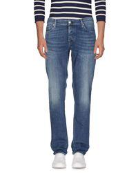 Pantaloni jeans di Care Label in Blue da Uomo