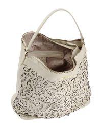 Twin Set   Natural Handbag   Lyst