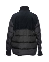 Marni Black Down Jacket for men