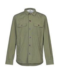 Barbour Green Shirt for men