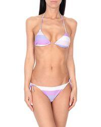 Sundek Purple Bikini