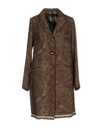 Maliparmi Brown Coat