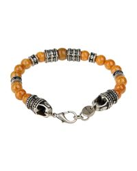 Eleventy - Natural Bracelet - Lyst