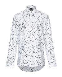 KENZO White Shirt for men