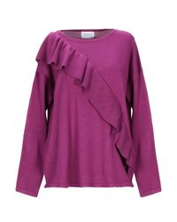 Pullover Compañía Fantástica de color Purple