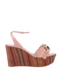 Casadei Pink Sandals