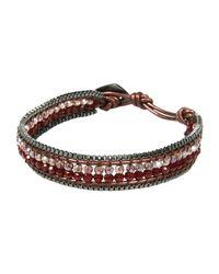 Nakamol | Purple Bracelet | Lyst