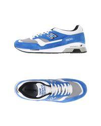 New Balance Low Sneakers & Tennisschuhe in Blue für Herren