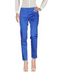 Pantalone di Caractere in Blue