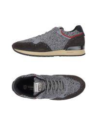 Brimarts Gray Low-tops & Sneakers for men