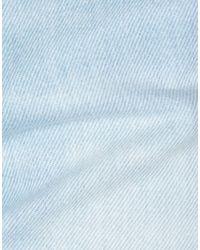 People Blue (+) People Denim Trousers