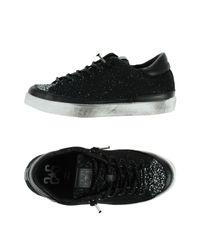 2 Star - Black Low-tops & Sneakers - Lyst