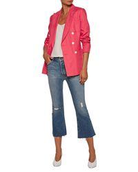 Veste Max Mara en coloris Pink