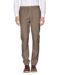 Sun 68 Multicolor Casual Trouser for men