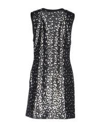 Love Moschino Black Short Dress