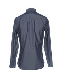 Alea Blue Shirts for men