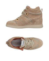 Serafini - Natural High-tops & Sneakers - Lyst