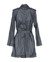 Sealup Gray Overcoats