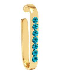 Maria Francesca Pepe - Blue Earring - Lyst
