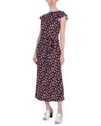 Love Moschino Black 3/4 Length Dress