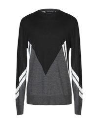Neil Barrett - Black Sweater for Men - Lyst