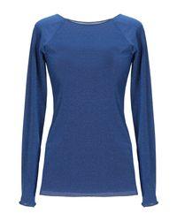 T-shirt di ..,merci in Blue
