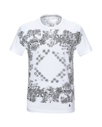 T-shirt di Patrizia Pepe in White da Uomo