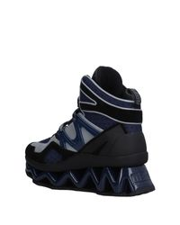 Marc By Marc Jacobs | Blue High-tops & Sneakers | Lyst