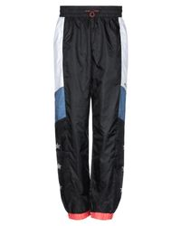 Tommy Sport Black Casual Trouser for men