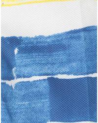 PT01 Blue Caprihose