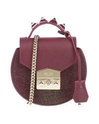 Salar Purple Handbag