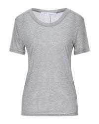T-shirt IRO en coloris Gray