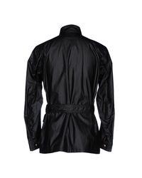 Belstaff Black Jacket for men