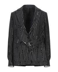 Golden Goose Deluxe Brand Black Suit Jacket