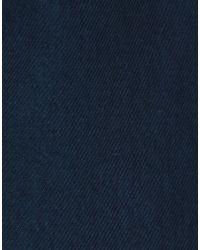 Etudes Studio Blue Denim Pants for men