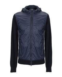 Herno Blue Jacket for men