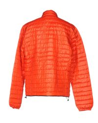 Duvetica - Orange Down Jackets for Men - Lyst