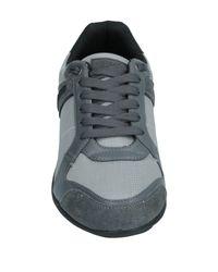 Sneakers & Tennis basses Versace pour homme en coloris Gray