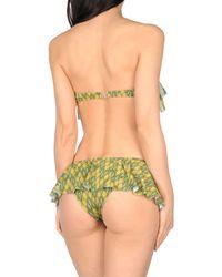 Marzia Genesi Sea Green Bikini