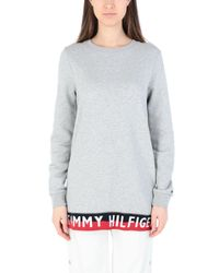 Tommy Hilfiger Gray Sweatshirt