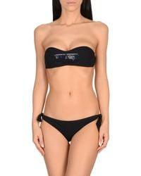 EA7 Black Bikini